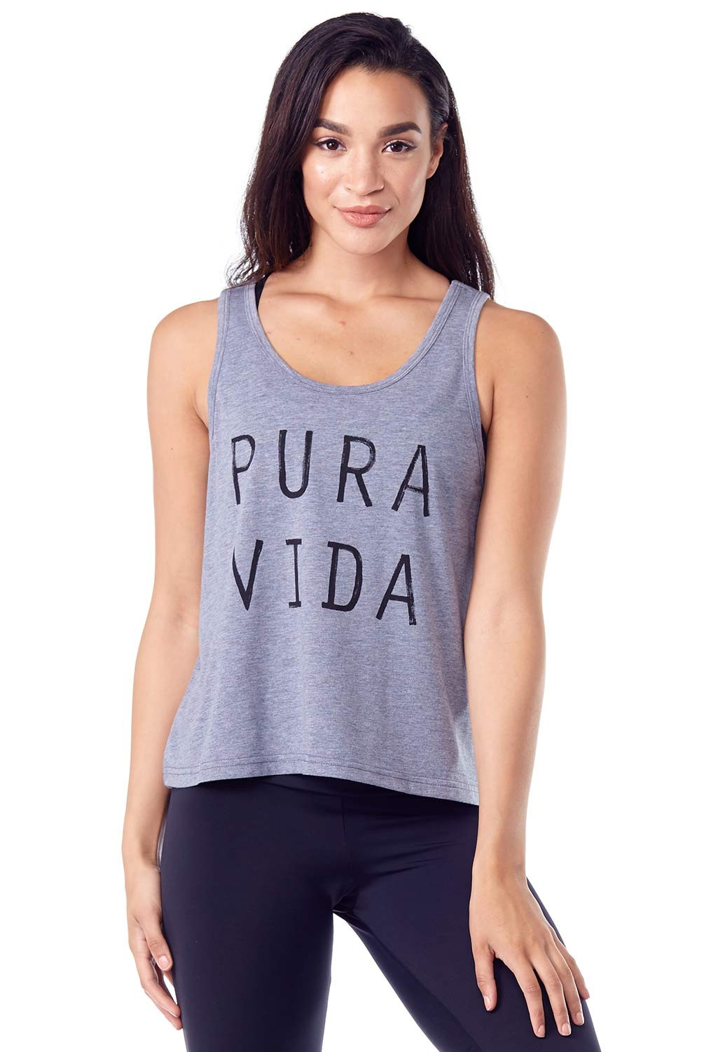 Sleeveless Top - sleeveless by VIDA VIDA Eastbay Cheap Price 2OA3Xl