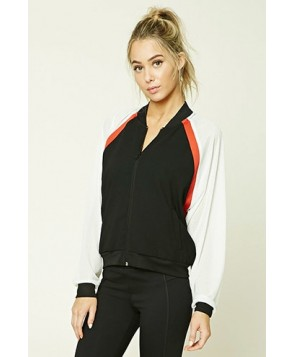 Forever 21 Active Colorblock Jacket