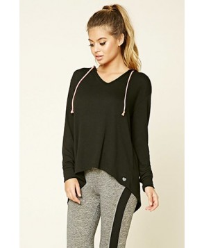 Forever 21 Active Split Back Sweater