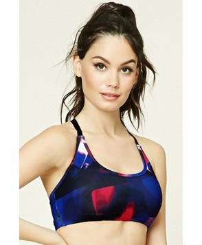 Forever 21 Low Impact - Strappy Sports Bra