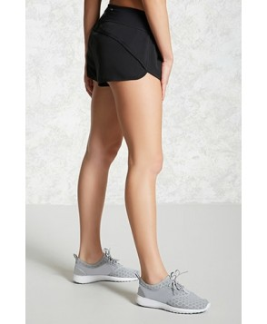 Forever 21 Active Woven Dolphin Shorts