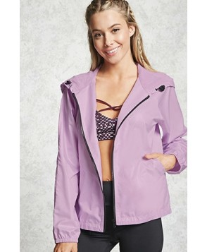 Forever 21 Active Mesh-Lined Jacket