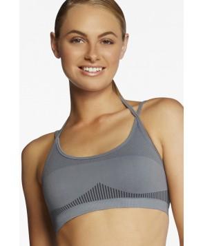 Fabletics Sports Bras Sevan Bra Womens Medium Grey