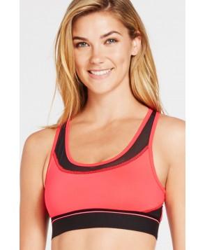Fabletics Sports Bras Tropez Bra Womens Pink