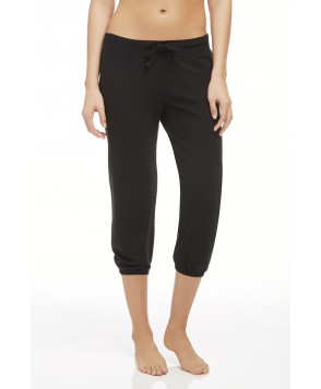 Fabletics Capri Hamilton Sweatpants Ii Womens Black