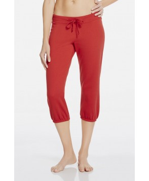 Fabletics Capris Hamilton Sweatpant Ii Womens Red