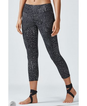 Fabletics Capris Salar Capri Womens Constellation Print