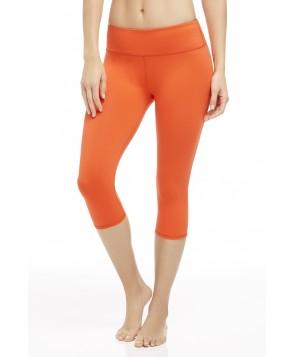 Fabletics Bottom Salar Crop Womens Orange