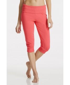 Fabletics Bottom Hamilton Sweatpant Foldover Womens Pink