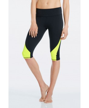 Fabletics Bottoms Navassa Crop Womens Black