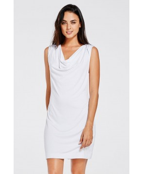 Fabletics Tanks Ivana Cover-Up Womens White