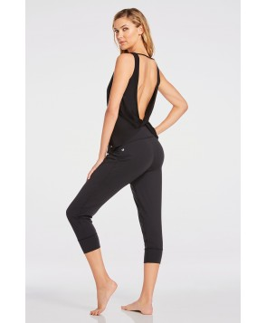 Fabletics Currant Womens Black/Black One  Fits Most