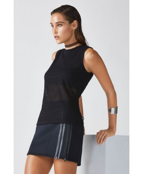 Fabletics Tucana Womens Black/Black One  Fits Most