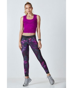 Fabletics Malaspina Womens Purple One  Fits Most