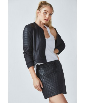 Fabletics Humboldt Womens Black/White/Black One  Fits Most