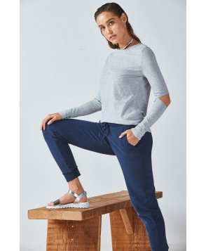 Fabletics Thayer Womens Gray/Blue One  Fits Most