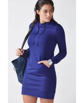 Fabletics Tees Yukon Dress Womens Blue