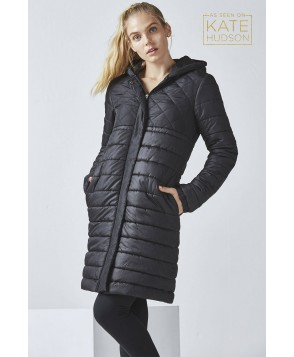 Fabletics Jackets Lucca Puffer Womens Black