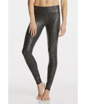 Fabletics Leggings Salar Legging Womens Crackle Print