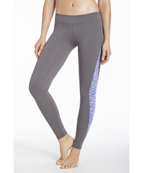 Fabletics Leggings Austin Legging Womens Gray/Purple