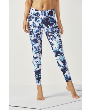 Fabletics Leggings Salar Legging Womens Monarch Print