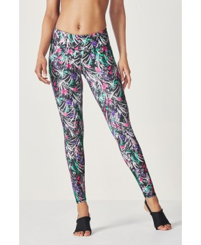 Fabletics Leggings Salar Legging Womens Springfield Print
