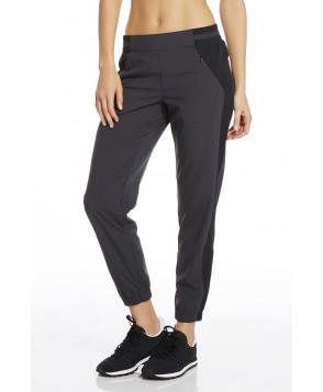 Fabletics Windsor Jogger Pants Womens Black/Gray