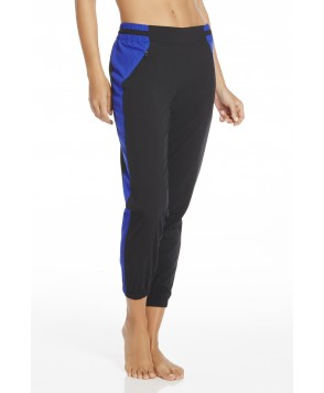Fabletics Windsor Jogger Pants Womens Blue