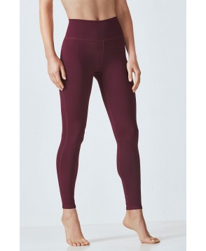 Fabletics Leggings Lisette High Waist Legging Womens Red