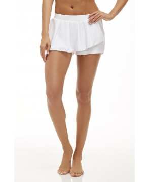 Fabletics Shortss Cognac Skirt Womens White