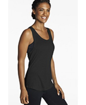 Fabletics Tanks Aventura Tank Womens Black