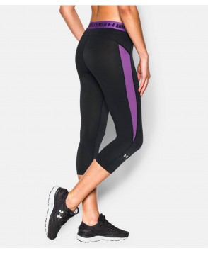 Under Armour HeatGear CoolSwitch Capri