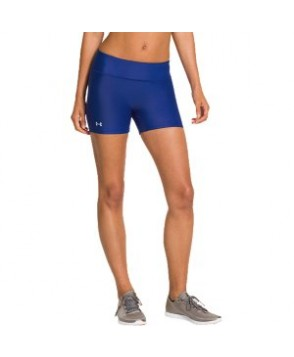 "Under Armour Authentic 4"" Compression Shorts"