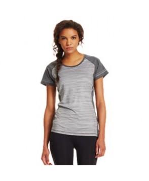 Women's HeatGear Sonic Varsity Short Sleeve