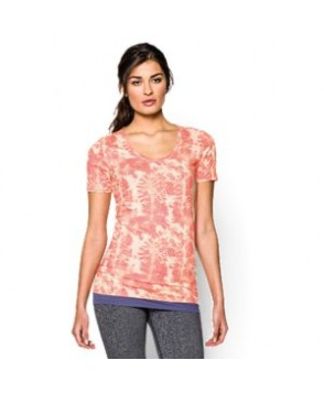 Under Armour Long & Lean Printed V-Neck