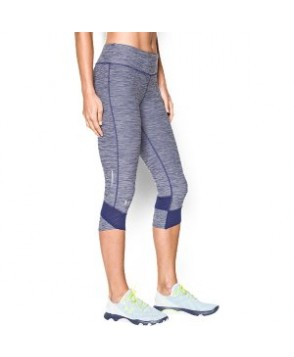 Under Armour Fly-By Textured Capri
