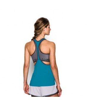 Women's HeatGear Armour Mesh Tank