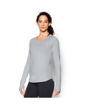 Under Armour Fly-By Solid Long Sleeve