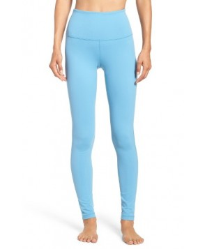 Zella Live In High Waist Leggings -Small - Blue