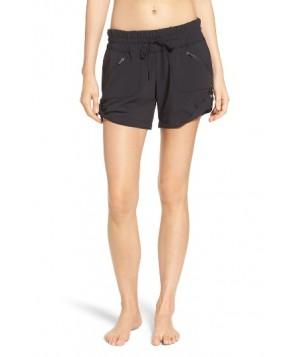 Zella Switchback Shorts  - Black