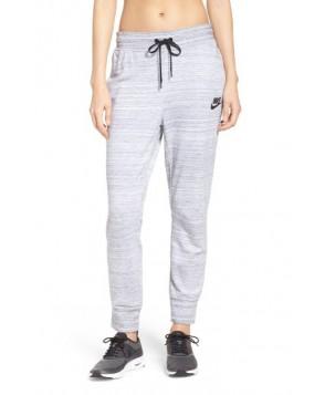Nike Av15 Jogger Pants  - White