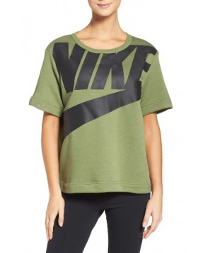 Nike Sportswear Irreverent Graphic Tee  - Green