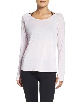 Zella Contour Top -Small - Pink