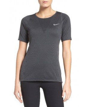 Nike Zonal Cooling Relay Tee  - Black