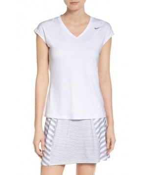 Nike Golf Tee  - White