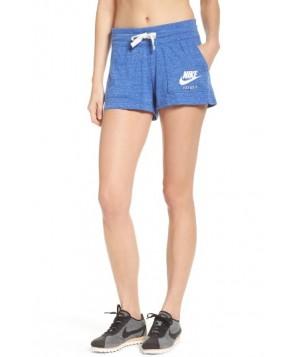Nike Gym Cotton Blend Shorts