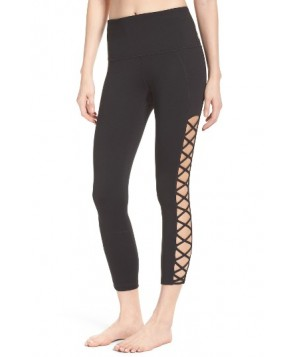 Zella Lace It Up Capris