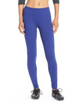 Zella Live In Slim Fit Leggings -Small - Blue