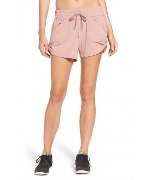 Zella Switchback Shorts -Small - Pink