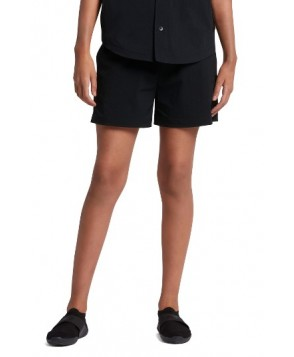Nordstrom X Nike Lab Essentials Woven Shorts  - Black